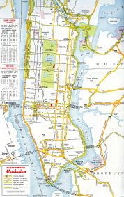 Nyc Traffic Map Interstate Guide Interstate 495 New Jersey New York