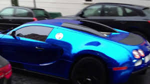 yellow and silver bugatti bugatti veyron metallic blue london youtube