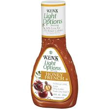 ken u0027s steak house light options honey french dressing 9 oz