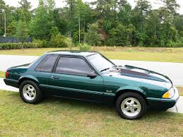 ford mustang 92 is my 1992 mustang lx emerald green a color ford mustang forum