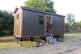 Little Houses For Sale Ben U0027s Tiny House For Sale Near Austin Texas