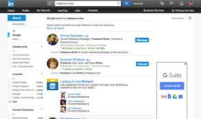 Can You Upload Your Resume To Linkedin The Best Places To Find Freelancers Online