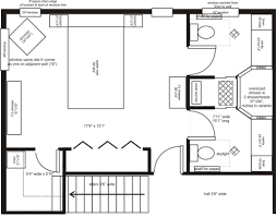 luxury master suite floor plans excellent design plan applied in