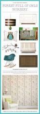 Bedroom Design Boards Stenciled Nursery Design Inspiration Stencil Stories