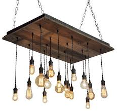 Chandelier Rustic Most Popular Rustic Linear Chandeliers For 2018 Houzz