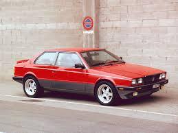 1985 maserati biturbo specs the biturbo auto culture scene u0026 life