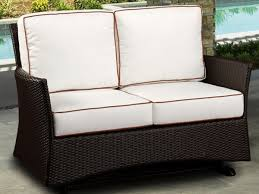 Cushions For Wicker Patio Furniture by Outdoor Loveseat Cushion Home Design Ideas And Pictures
