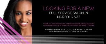 Hair Extensions Long Beach Ca by True Weave Spa Norfolk Va Hair Salon Crochet Braids Sew In
