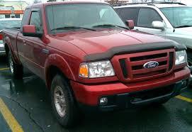Ford Ranger Truck 2008 - file 2006 2008 ford ranger jpg wikimedia commons