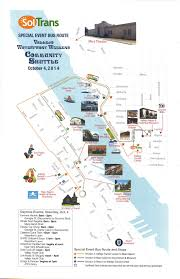 Bart Map And Schedule by Soltrans Vallejo Waterfront Weekend U2013 Community Shuttle And Free