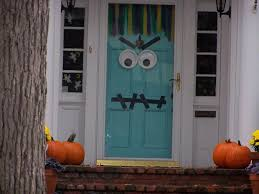 halloween witch door decorations