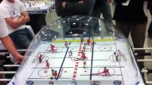 best table hockey game singles bubble hockey chionship dec 28 buffalo game 1 of finals