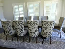 dining chairs mid century modern 5 dining set upholstered chairs
