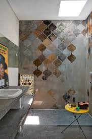 wallpaper designs for bathroom best 25 wallpaper for bathrooms ideas on small