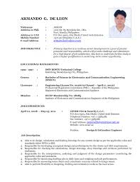 current resume styles examples my current goal education on x