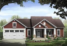 charming craftsman house plan 51122mm architectural designs