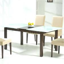 glass top dining table set 6 chairs round glass dining table 522 orbit round glass chrome dining table