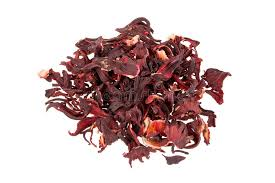 dried hibiscus flowers dried hibiscus flower stock photo image of heap herbal 34978202