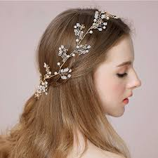 wedding hair bands 2017 new bridal hair accessories band wedding wreath womens