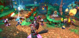 Tumbleweed Park Map Dungeon Defenders Ii Im Test Bunter Heldenspaß Games Heute At