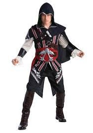 Ezio Halloween Costume Men U0027s Assassin U0027s Creed Costumes Deluxe Theatrical Quality