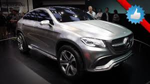 mercedes benz jeep 2016 2016 mercedes benz concept coupe suv beijing 2014 youtube