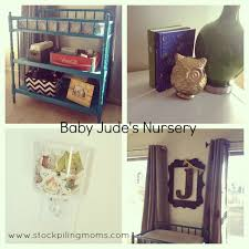 Whimsical Nursery Decor Vintage Baby Boy Nursery Ideas