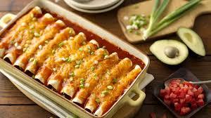 cuisine recipes easy easy beef enchiladas recipe bettycrocker com