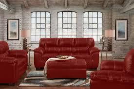 red sofa set for sale sofa red sofa set pc austin love sets microfiber setsred for