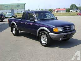 ford rangers for sale in ohio 1996 ford ranger stx for sale in montpelier ohio classified