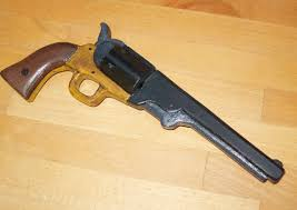 how to make a colt western pistol in 3 4 hours 4 steps with