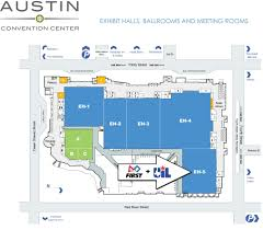 Judgemental Map Of Austin by Austin Convention Center Map Map Austin Convention Center Texas