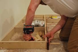 kitchen base cabinet installation instructions