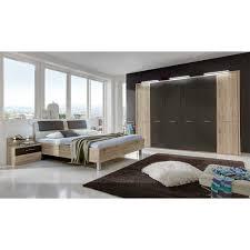 Schlafzimmer Braun Silber Möbel Set Tokios Für Ihr Schlafzimmer In Eiche Braun