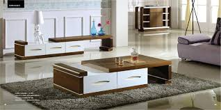 Living Room Tv Table Living Room Coffee Table And Tv Cabinet Set Ashtree Wood Stick
