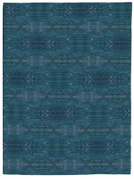 Teal And Gray Area Rug by Flooring Cool And Chic Ikat Rug Design For Your Living Space