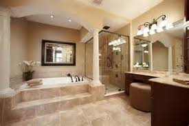 Master Bath Picture Gallery Master Bathroom Make It Yours With Mosaic Tile In Earthy Tones
