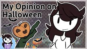 my opinion on halloween youtube