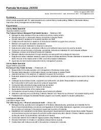 resumes for school librarians school librarian resume 35 school