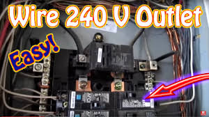 how to install a 220 volt outlet or dryer tearing wiring diagram