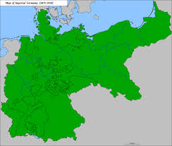 German States Map Unification Of Germany Simple English Wikipedia The Free
