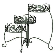 Metal Home Decor Plant Stand Commercial Tall Metal Planttand Holders Office