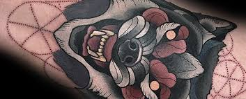 60 sick wolf designs for manly ink ideas
