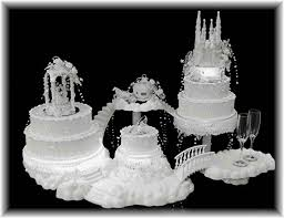 wedding cake kit princess castle stair wedding cake kit disney castle cake