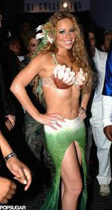 60 supersexy celebrity halloween costumes real life mermaids