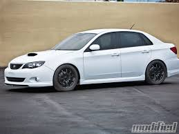 subaru wrx hatch white 2008 subaru wrx project wrx wrap it up modified magazine
