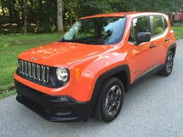 jeep renegade interior orange test drive jeep renegade blazes a new trail in compact suvs