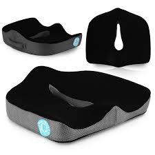 memory foam seat cushion u2013 perfect posture