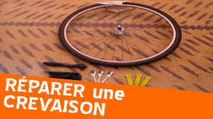réparer une chambre à air de vélo comment changer une chambre à air de vélo