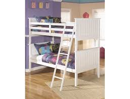 Baby Bunk Bed Slumberland Lulu Collection White Bunk Bed